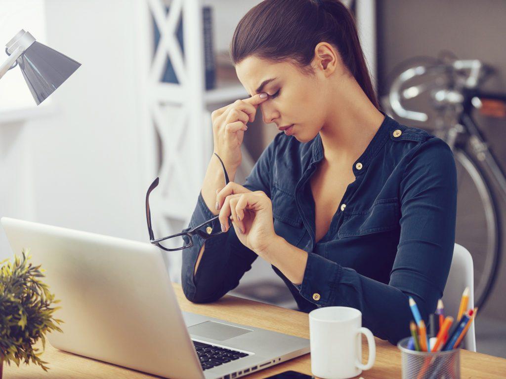 estrés crónico y fatiga suprarrenal
