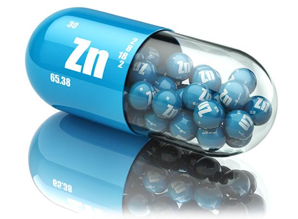 L'importanza dello zinco