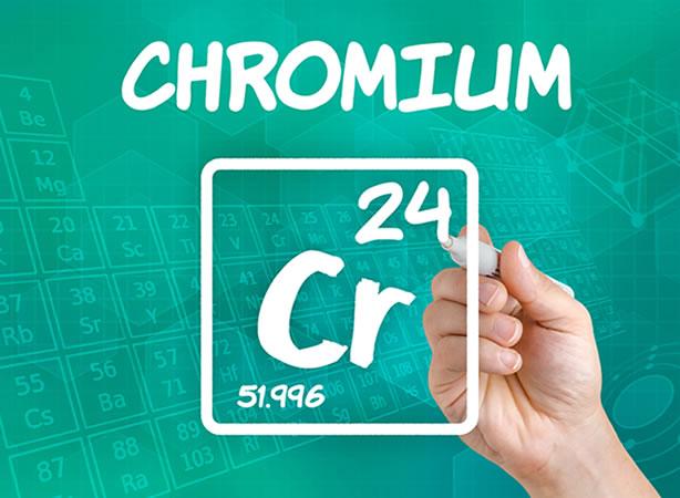 chrome, oligo-minéral
