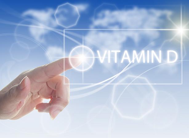 Le manque de vitamine D