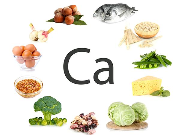 calcium, aliments