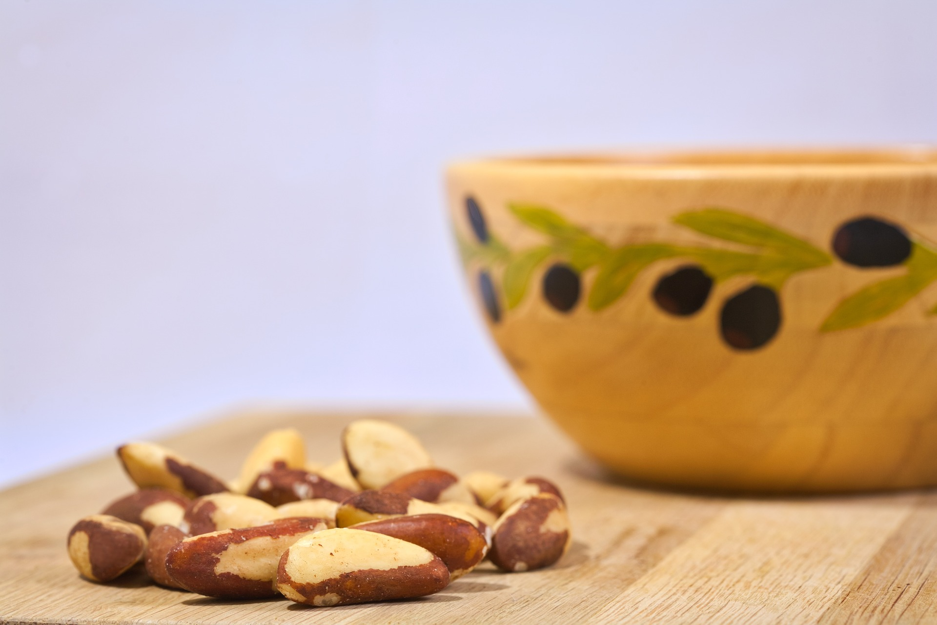 Sélénium, des noix du Brésil