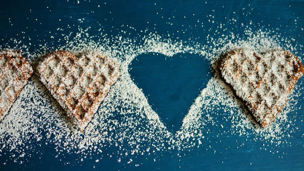 Relación entre el azúcar y la inflamación