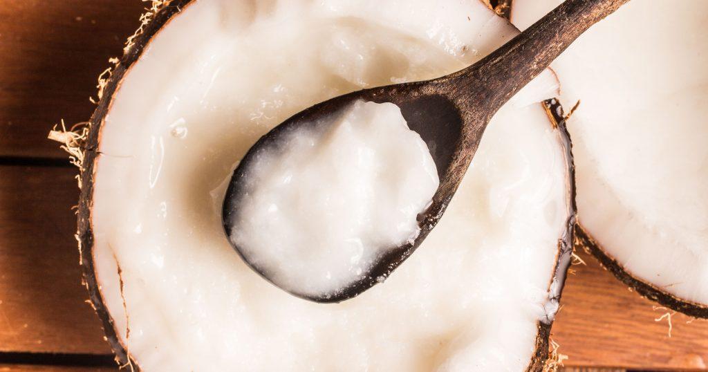 Propriétés médicinales de l'huile de noix de coco