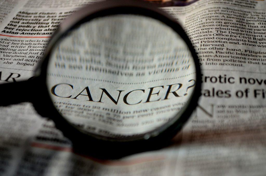 ausência de cancro em culturas antigas